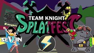[LIVE] Matt's Very First Splatfest! | Splatoon 2 Gameplay | Playing with Se7en and Christina!