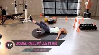10 Dakikalık Hızlı Yağ Yakıcı Egzersiz Videosu