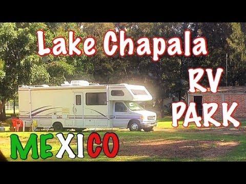 Roca Azul RV Park. West End Of Lake Chapala.