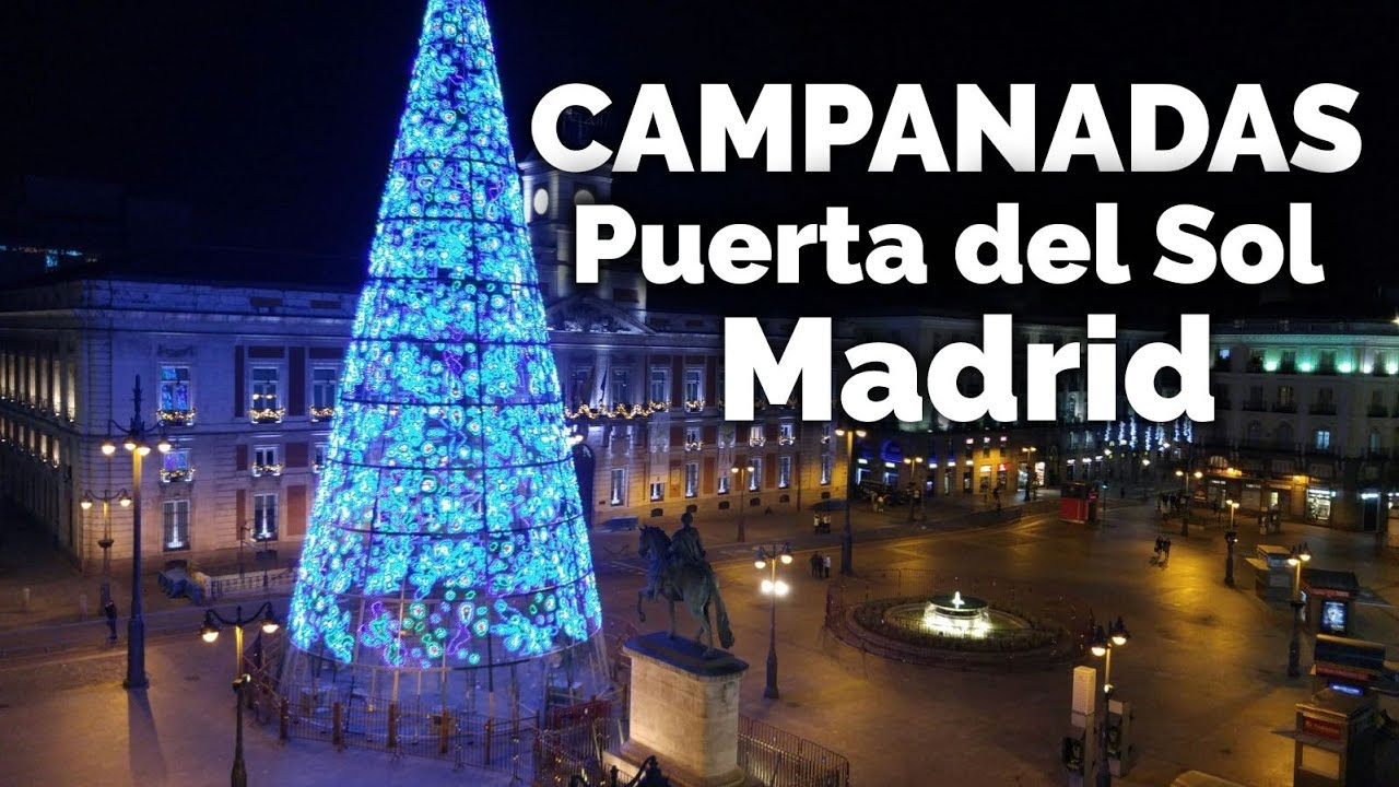 Campanadas fin de a o nochevieja puerta del sol madrid for Puerta del sol 2017