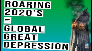 IMF Warns Roaring 2020's Will Lead To Global Depression! Spectacular BOOM and BUST