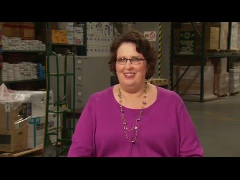 the office classy christmas phyllis smith interview - Classy Christmas The Office