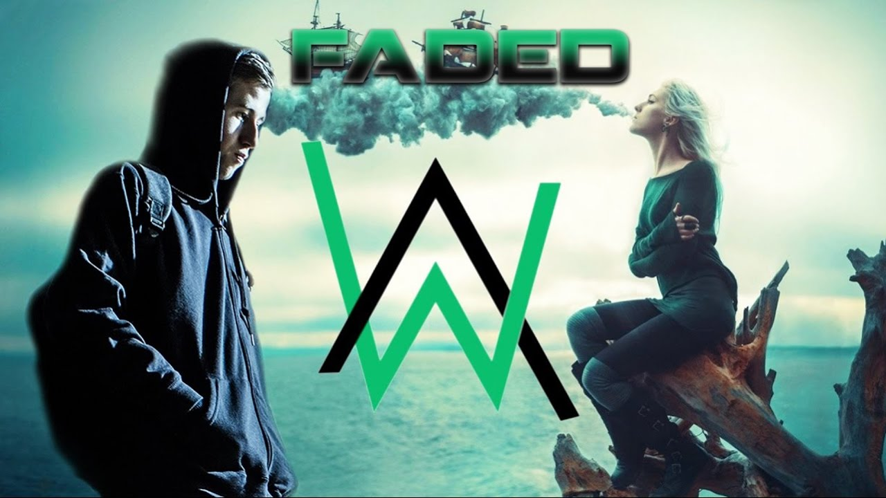 DJ ALAN WALKER - FADED SUPER BASS GILAAAAAA - BREAKBEAT REMIX 2017