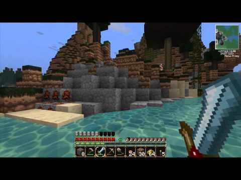 Minecraft Quad Mountain Survival WNova Ep.27 - YURTLE THE TURTLE....mp4