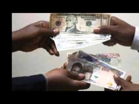 How Much Is Dollar Pounds Euro And Naira In Black Market For Jan