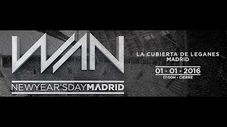 Wan Madrid Techno Ibiza 2015 Hands Up (Best of December) Mega Mix Session @ t0.n0.n0