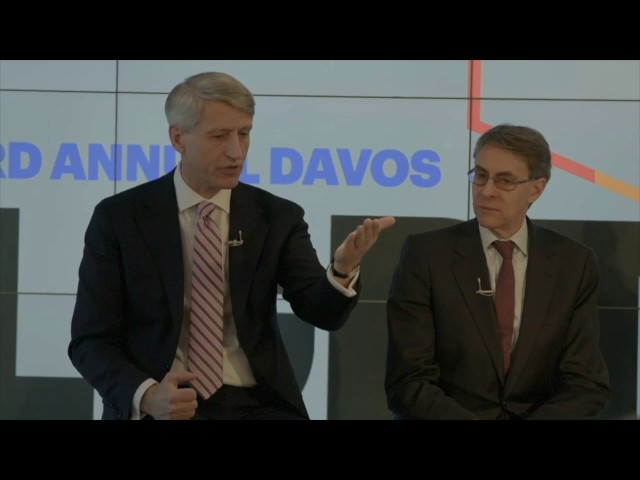 Are LGBTQ Rights Going Backwards? — WEF 2017 Panel Discussion