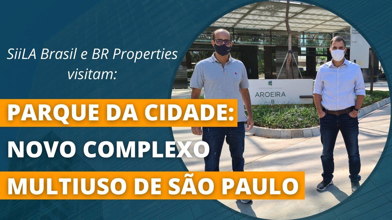 SiiLA Brasil e BR Properties apresentam: Novo Estoque