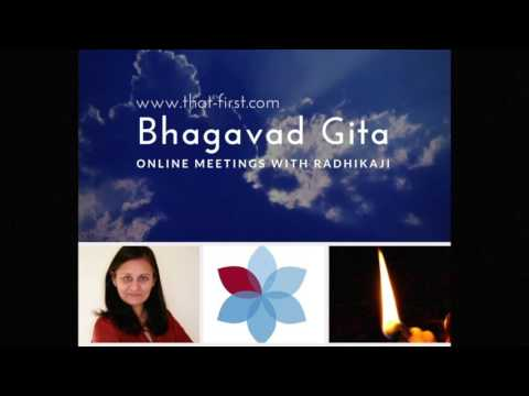 Leaving the body consciously -Bhagavad Gita 24