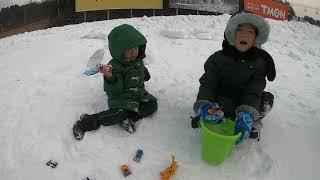 포천베어스타운. 5세 스키, 눈썰매, 바베큐뷔페