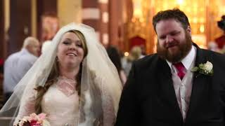 Brittany and Joe's Wedding Trailer PITTSBURGH PA