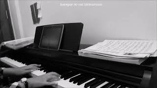 "A piano accompaniment of Violet Evergarden ED (short version) Title: Michisirube (TV ver.) Artist: 茅原 実里 Minori Chihara from anime ""Violet Evergarden"" ..."