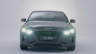 제네시스 G70 출시…BMW3ㆍ벤츠C에 도전장 / 연합…