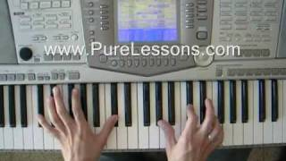 Celine Dion - A New Day Has Come - Piano Tutorial