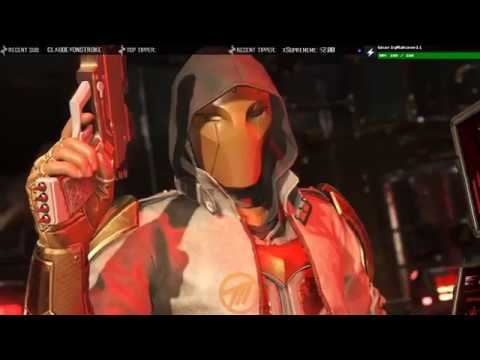 Injustice 2 - SonicFox (Red Hood) VS REO (Superman) Online Matches