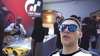 GRAN TURISMO-FEST I ITALIA! | Italia Vlog #1