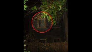 Там что-то было или как я увидел призрака!