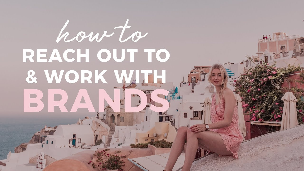 How to WORK WITH BRANDS / Instagram + Blogging