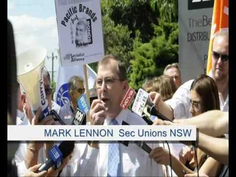 Union unite to Support BONDS Workers