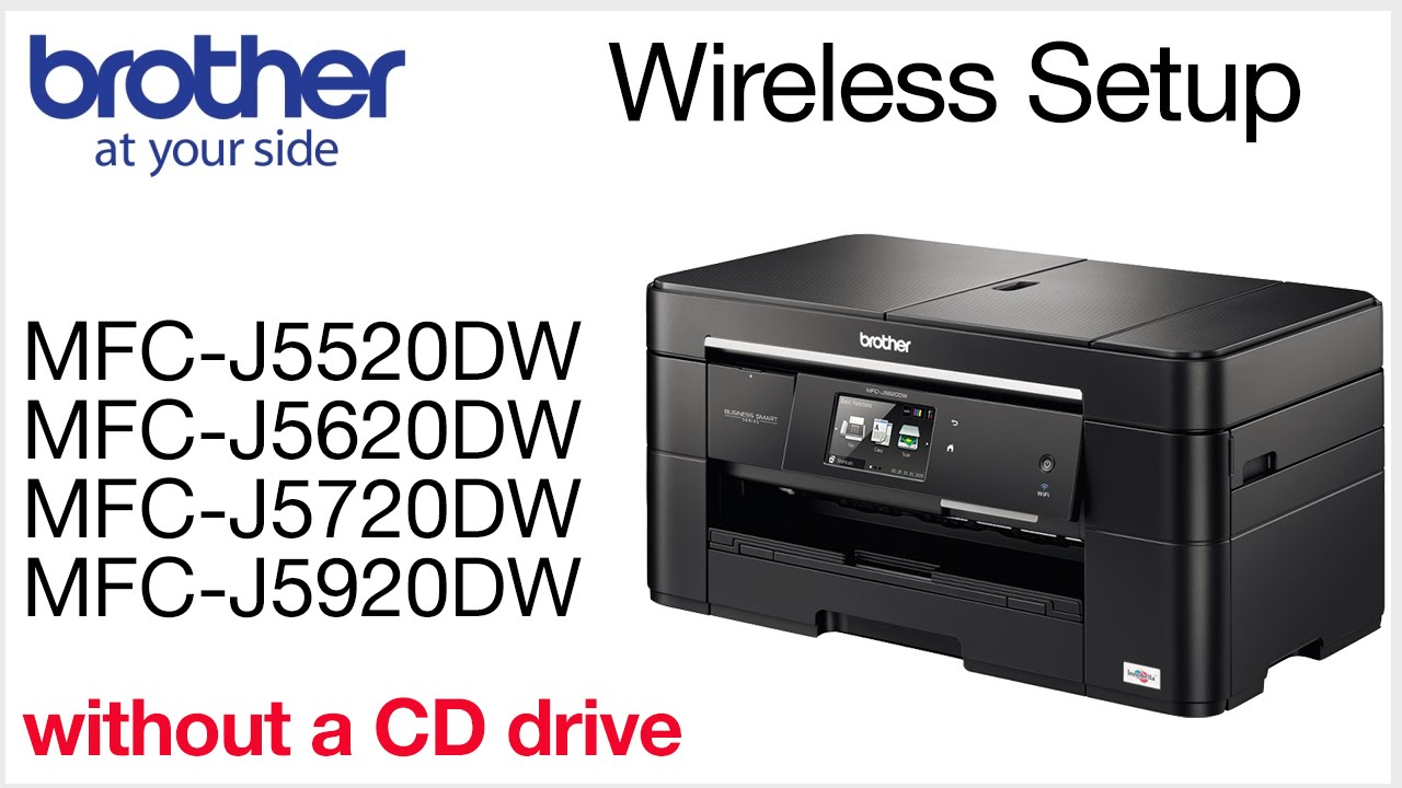 BROTHER MFC-J5720DW PRINTER WINDOWS 8 X64 DRIVER