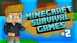 Minecraft: Survival Games w/ Tiglr Ep.2 - JehJeh! Thumbnail