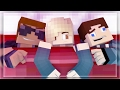 Two Guys, One Girl and a Bed!? (Minecraft Bed Wars)