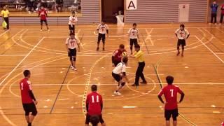 第1回(2013年)ドッジボールアジアカップ 男子・日本代表対台湾代表/DODGE BALL ASIAN CUP JAPAN VS TAIWAN