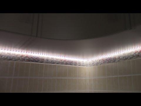 Удобно и красиво: светодиодная подсветка под шкафы для кухни