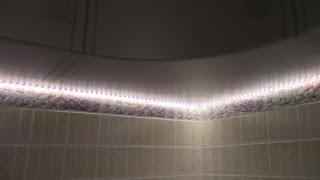 LED Подсветка рабочей зоны кухни своими руками.Хорошая кухня.(, 2014-06-24T20:12:29.000Z)