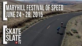 Maryhill Festival of Speed 2015 - Skate[Slate].TV