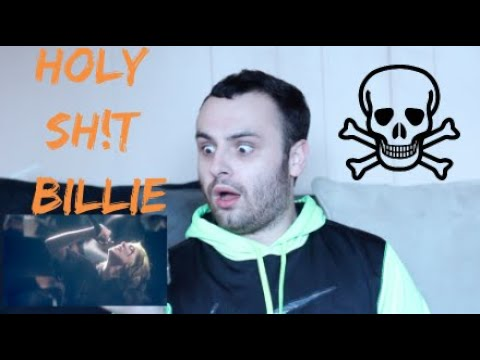 BILLIE EILISH - NO TIME TO DIE (Live From The Brit Awards, London) REACTION   SHANE GRADY