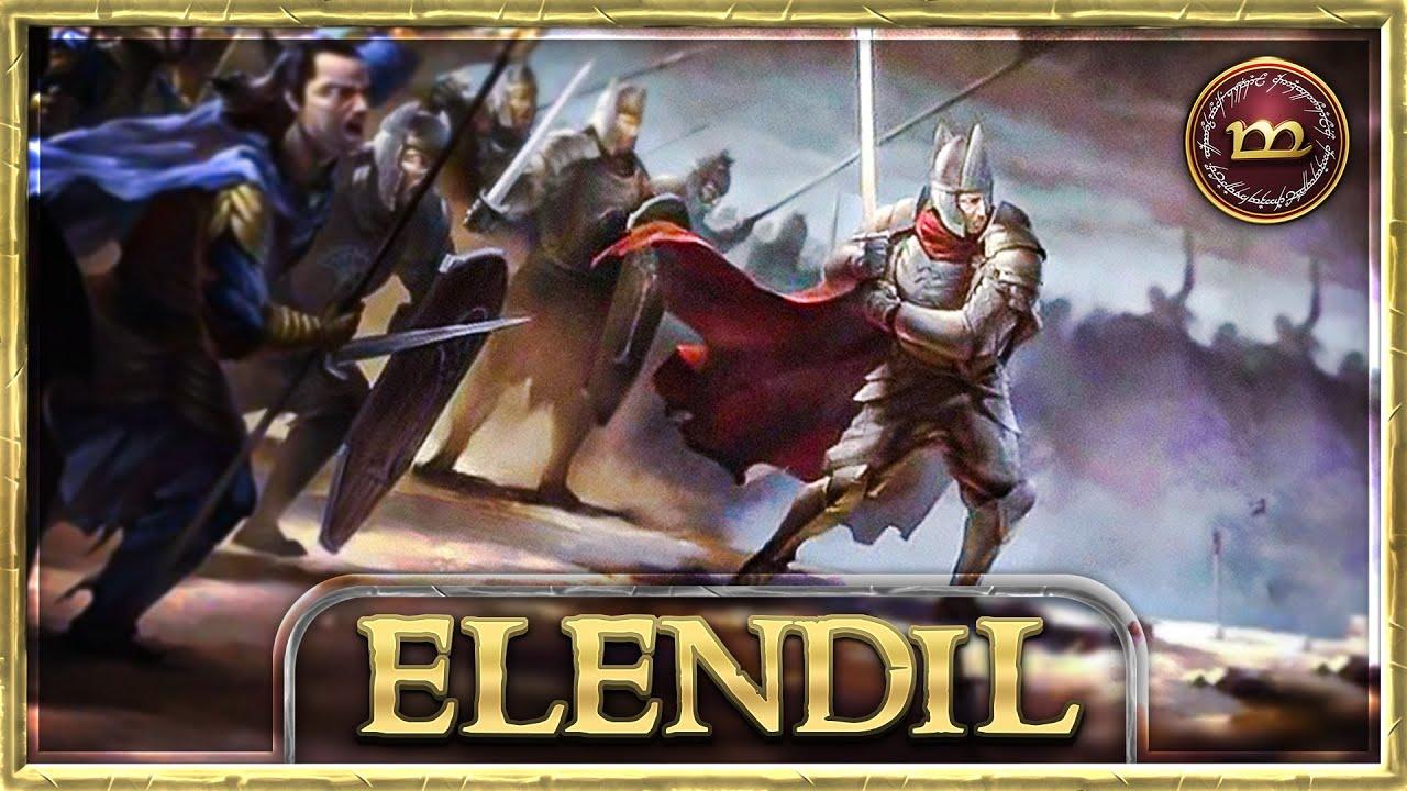 Elendil - Der Bezwinger von Sauron