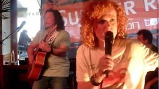 lucy diakovska - walking on sunshine [summer rocks tour 2011 - bremen]