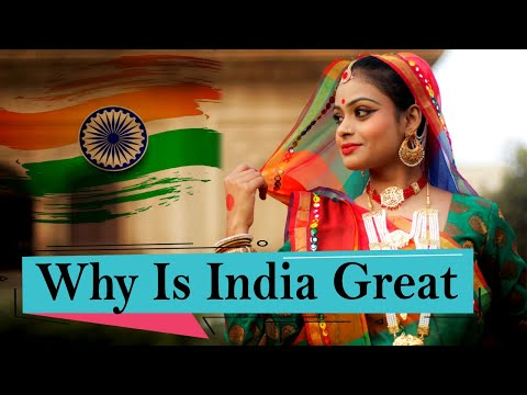 WHY IS INDIA GREAT - SUPER POWERFUL NATION INDIA 2019 | INDIA AMAZING FACTS #HelloFacts from YouTube · Duration:  7 minutes 27 seconds