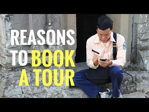 REASONS YOU  *SHOULD* SPLURGE ON A TOUR vs DIY TRAVEL