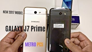 Samsung Galaxy J7 Prime - Unboxing/Review Metro pcs/T-Mobile
