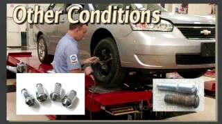 Вибрация и колебания на руле
