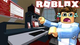 Roblox | STICKY WANNACRY VIRUS-Escape the Obby Virus | KiA Pham