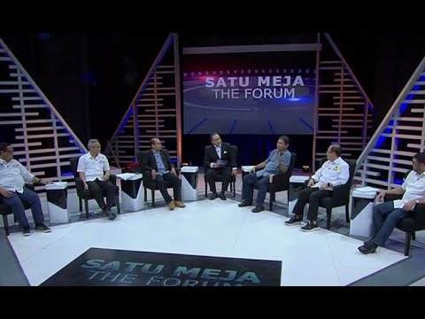 Sehari Jelang Debat, Siapa Siap? - SATU MEJA (1)