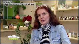 Antal Vali - MTV1/Család barát: A viszkető bőr okai - 2014. 01. 20.