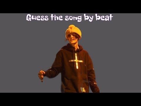 Guess the song by beat (lil peep)