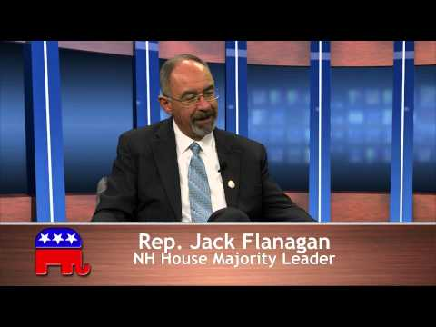 The People's View - Episode 175 - NH House Majority Leader Jack Flanagan (03.13.15)