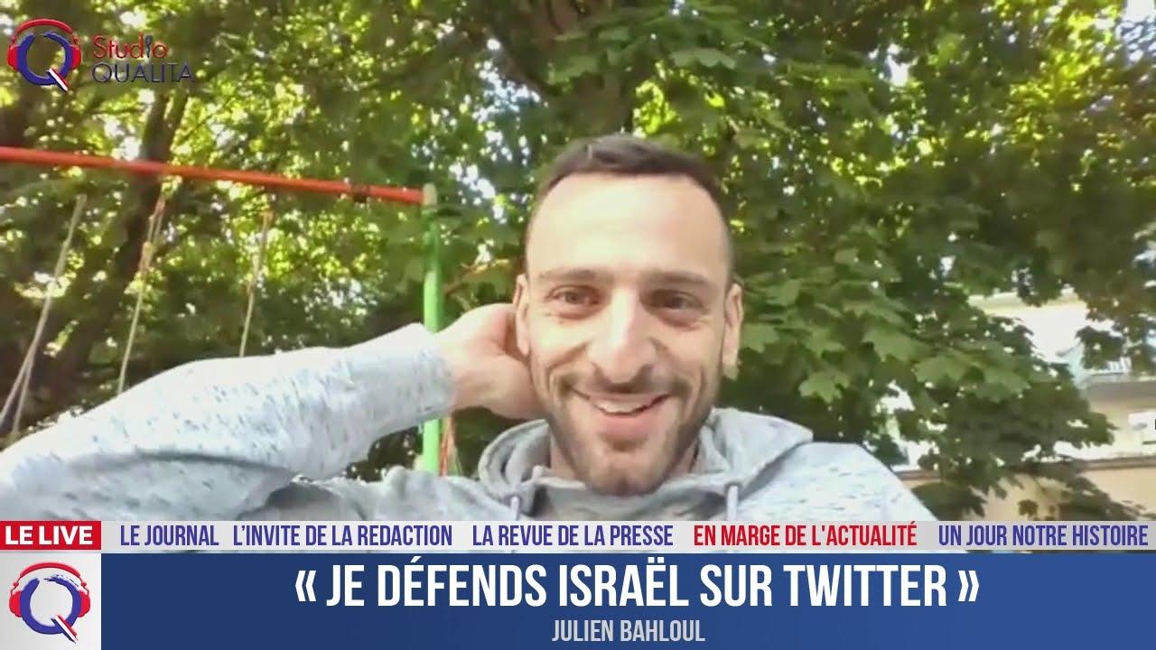 «Je défends Israël sur Twitter» - En marge de l'actualité du 20 mai 2021