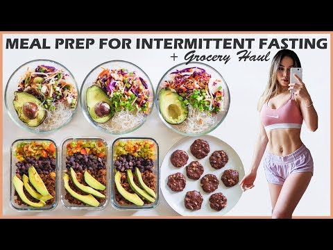 meal-prep-quick-&-easy-|-healthy-recipes-for-intermittent-fasting-|-keto-cookies