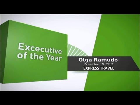 OLGA RAMUDO - EXECUTIVE OF THE YEAR 2015 hd