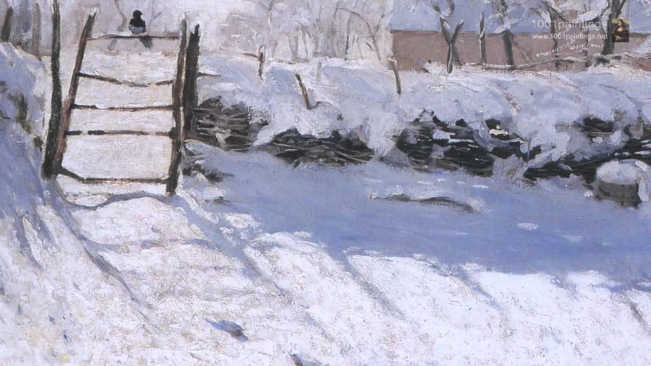 Heavily damaged missing Monet returns home to Japan