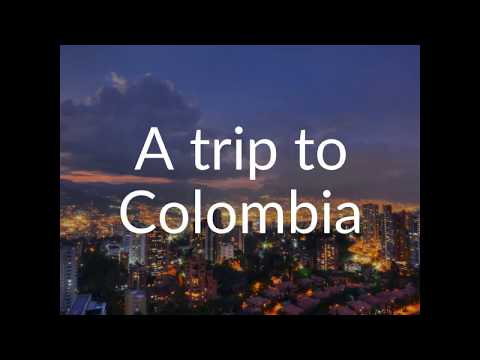 A Trip to Colombia: Mechanical Engineering at the University of Sheffield