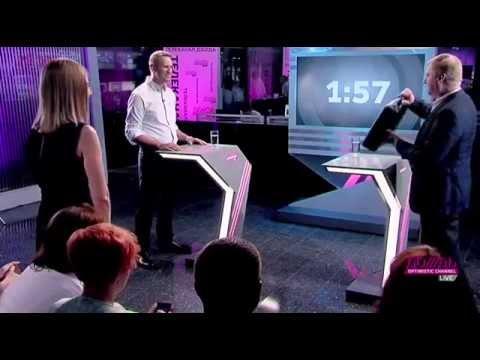 Чубайс vs Навальный. Что же было в черном чемодане