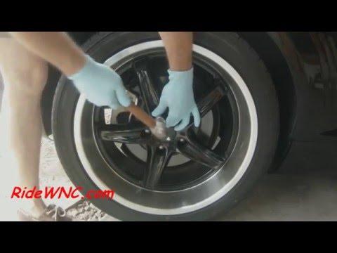 Wheel Lock Removal - Lug Nut - Tire wheel theft - McGard Locks