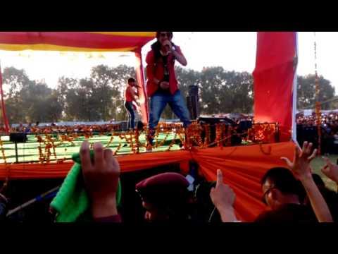 Yo jyan faldinxuuu...mero dil chorne lai mudda haldinxuu live concert, Kanchanpur prayatan mahotsava